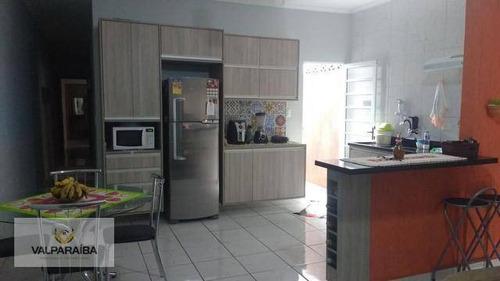 Casa Com 3 Dorm À Venda, 103 M² Por R$ 320.000 - Jardim Da Granja - S. J. Dos Campos/sp - Ca0253