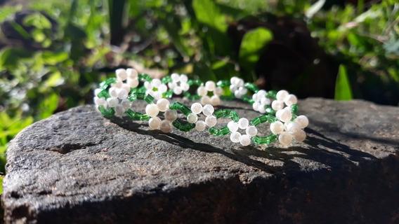 Pulseira De Flores