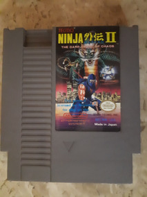 Ninja Gaiden 2 - Nes Original