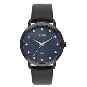 Relógio Feminino Analógico Orient Fpsc0003-p1px - Preto