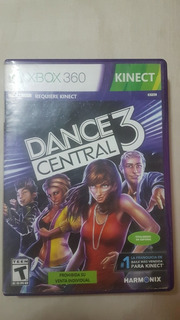 Dance Central 3 Para Kinect