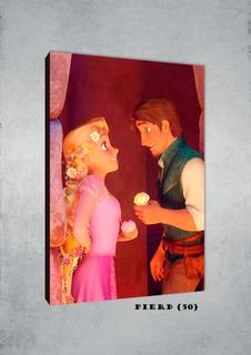Cuadros Poster Disney Enredados L 29x41 (erd (50)