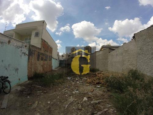 Imagem 1 de 4 de Terreno À Venda, 240 M² Por R$ 650.000 - Mooca - São Paulo/sp - Te0033