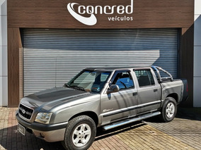 Chevrolet S-10 Advantage (c.dupla) 4x2 2.4 8v (flex) 2