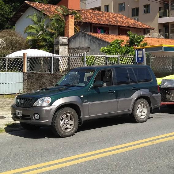 Hyundai Terracan 2.9 Gl Crdi 2004