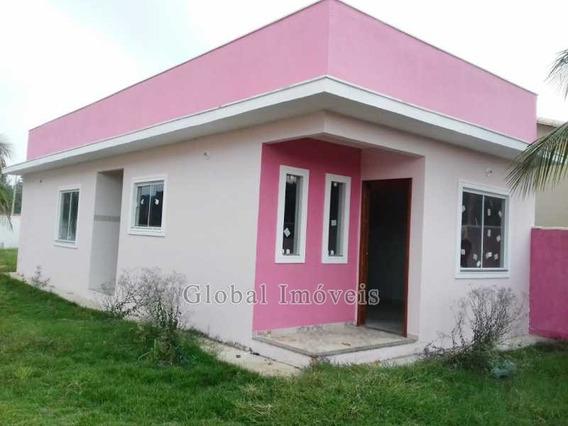 Casa Em Condomínio-à Venda-itapeba-maricá - Macn20033