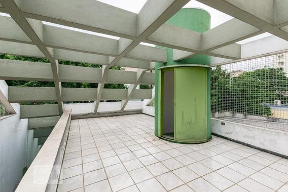 Casa Para Aluguel - Moema, 2 Quartos, 200 - 893037678