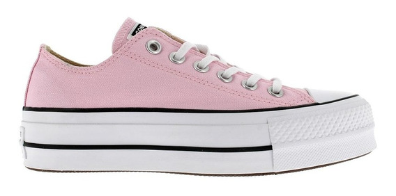 Converse All Star Lift Ox (plataforma) Sku 166632c