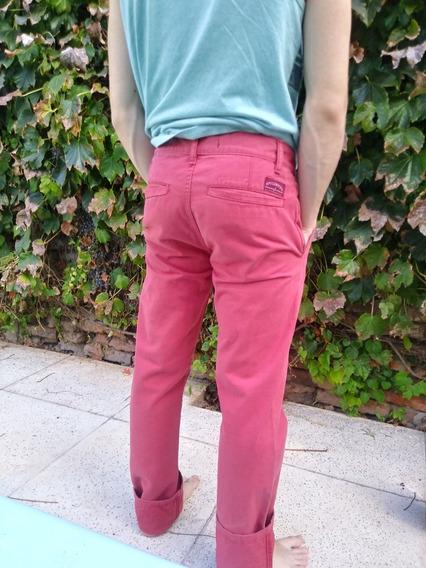 Pantalon Gabardina Spylimited 36 Hombre