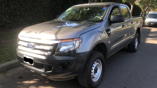 Imagen 1 de 12 de Ford Ranger2 Dc 4x2 Xl Safety 2.2 L Dsl