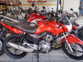 Honda Cg Fan 150 Esdi 2014 Moto Slink