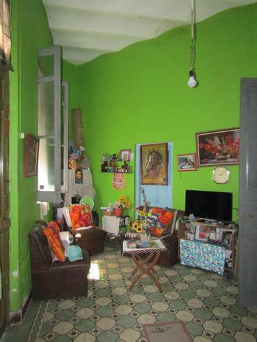 Casa Amplia + Apartamento + Fondo + Galpón Y Parrillero