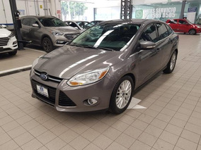 Ford Focus Sedan 4p Sel L4/2.0 Aut