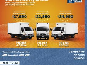 Hyundai Camiones , La Mejor Herramienta