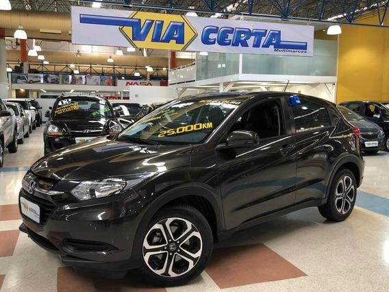 Honda Hr-v 1.8 Lx Única Dona * Apenas 25.800 Km *