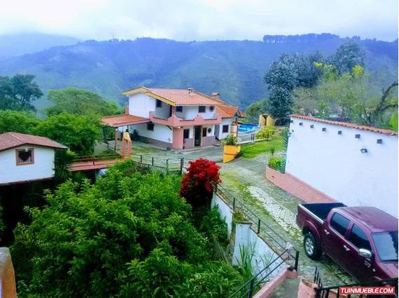 Cabaña Villas Del Carmen En Venta, En El Arenal Via La Joya