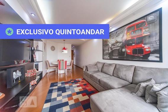 Apartamento No 2º Andar Com 3 Dormitórios E 2 Garagens - Id: 892950313 - 250313
