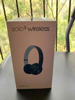 Beats Solo3 Edición Especial Collection Pop Azules