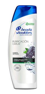 Head And Shoulders Shampoo Purificación Capilar 180 Ml