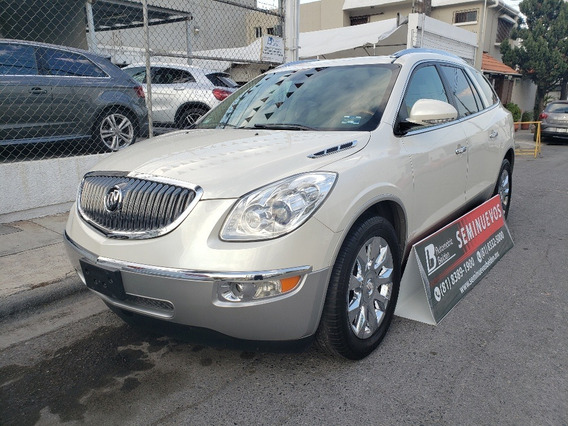 Camioneta Suv Buick Enclave D Cxl Premium 2012