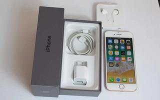 Celular iPhone 8 De 64 Gb Dorado 4lte Usado Como Nuevo