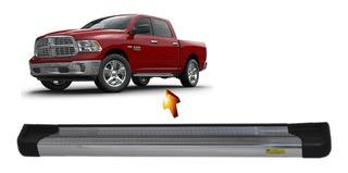 Estribo Plataforma Alumínio Dodge Ram Dupla 2012 2015
