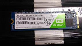 Ssd Wd 120gb Green