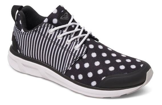 Zapatillas Trainning Roxy Set Session Bk1