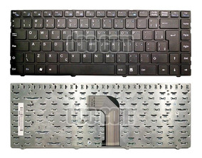 Teclado Notebook Qbex Mb45119 Mb45ii9 82b382-fb6126 Br Com Ç