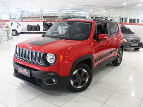 Jeep Renegade 1.8 Sport Vermelha 2016 Xavier Multimarcas
