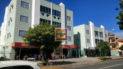 Imagem 1 de 18 de Apartamento De 1 Quarto À Venda No Bairro Canasvieiras - Florianópolis/sc - Ap0719