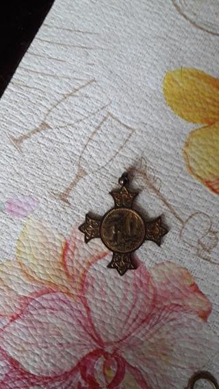Medalla Colegio San Miguel Virgen De Lourdes