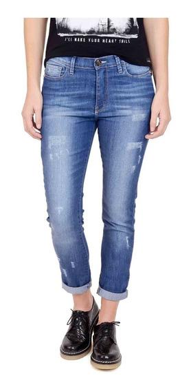 Pantalon Jean Elastizado Go Dama | Taverniti (01527)