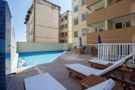 Apartamento Residencial À Venda, Santa Rosa, Niterói - Ap2626. - Ap2626