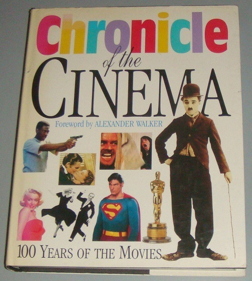 Livro Chronicles Of The Cinema ( Inglês )