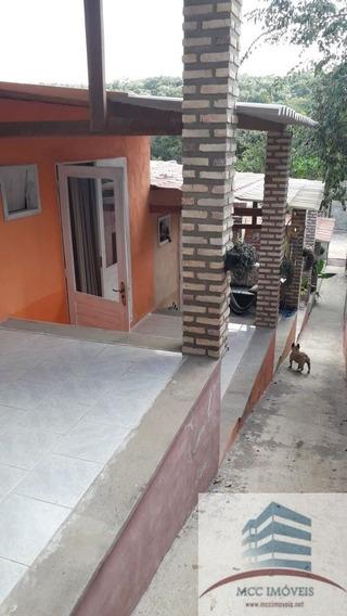 Terreno 750m² Com 4 Chalés, Ponto E Casa A Venda Em Pipa