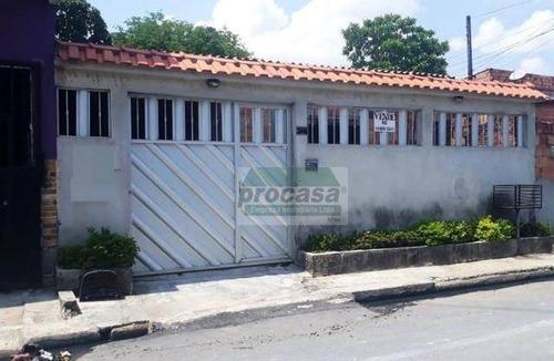 Imagem 1 de 5 de Casa Com 3 Dormitórios À Venda, 225 M² Por R$ 140.000 - Jorge Teixeira - Manaus/am - Ca4055