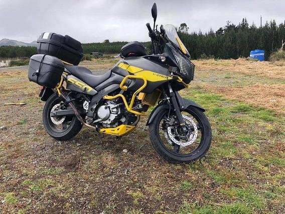 Suzuki Vstrom 650 Doble Proposito