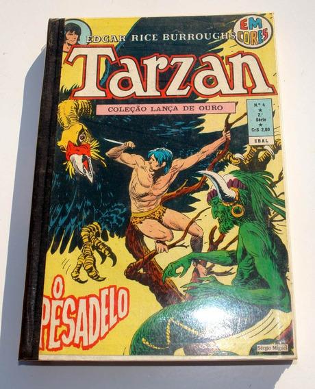 Tarzan - Coleção Lança De Ouro - Encadernada