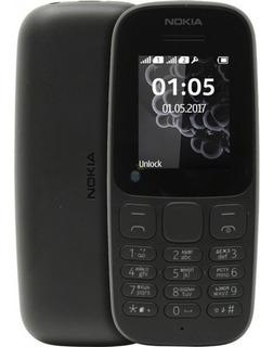 Nokia 105 Lanterninha Preto