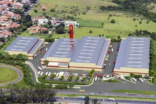 Aluga Galpão  Industrial Para Locação, Jardim Nova Veneza (nova Veneza), Sumaré. - Ga0004