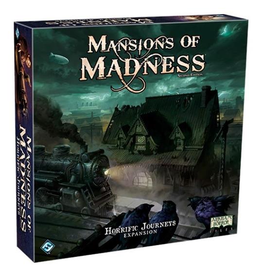Masions Of Madness - Jornadas Macabras