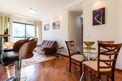 Apartamento No 14º Andar Mobiliado Com 2 Dormitórios E 1 Garagem - Id: 892935751 - 235751