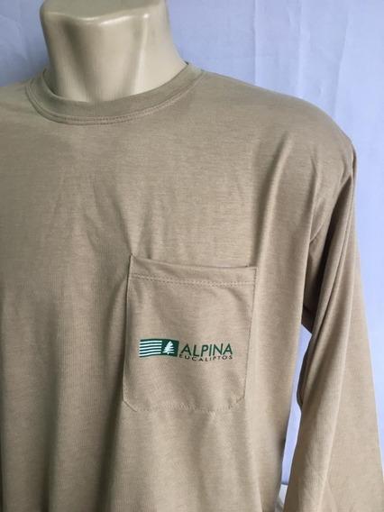 Kit 10 Camisetas Personalizadas C/ Estampa Da Sua Empresa