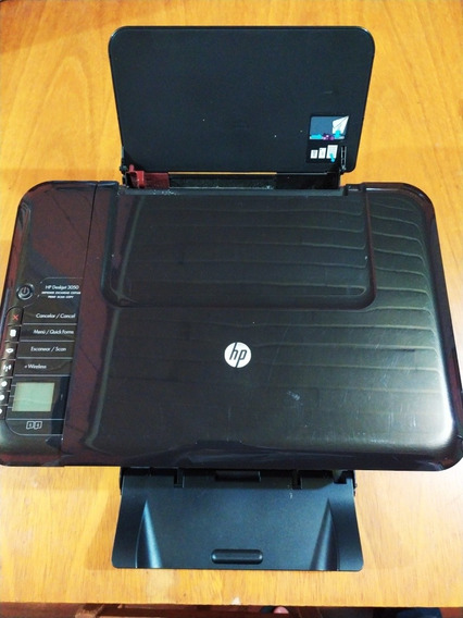 Impressora Multifuncional Hp Wireless