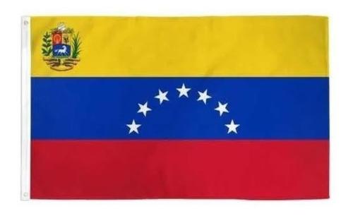 Imagen 1 de 1 de Bandera De Venezuela 150 Cm X 90 Cm  7 Estrellas !