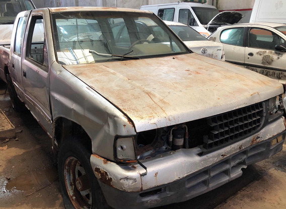 Isuzu Pick Up 2.3 4x4 1995 Chocada Para Transferir