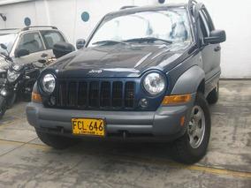 Jeep Liberty Sport 2006 75000 Kilometros Venta Directa