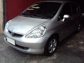 Honda Fit Ex Automático 2005 1.5 Pneus Novos