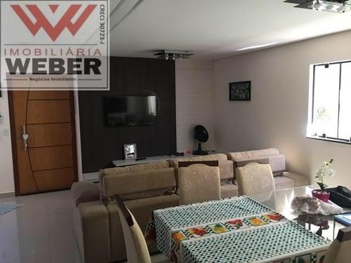 Casa 3 Dorm, 1 Suíte, 160 M² Á Venda R$ 380.000,00 Jd Villagio Torino - 952